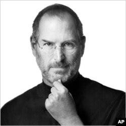 苹果公司前首席执行官史蒂夫·乔布斯(资料照片)