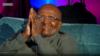 Desmond Tutu, autorité morale sud-africaine, fête ses 90 ans