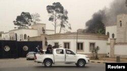 Триполи 18 мая 2014г.