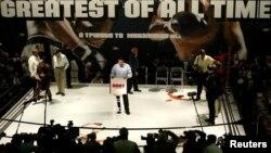 L'ancien champion de boxe Mohamed Ali. (Archives).