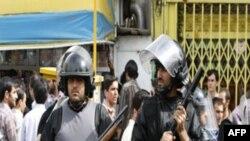 تظاهرات ضد دولتی در تهران و چندین شهر دیگر ایران برپا شد