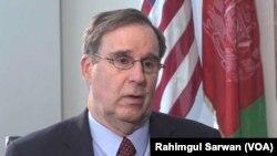 دیوید سدنی، رییس پوهنتون امریکایی افغانستان