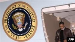 ABŞ prezdenti Barak Obama Əfqanıstandadır