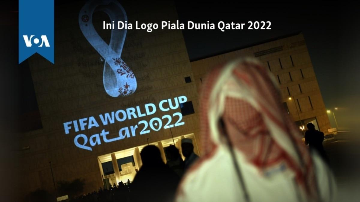 Ini Dia Logo Piala Dunia Qatar 2022