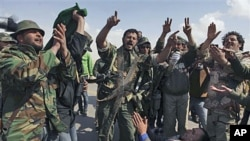 لیبیا کے باغیوں پر ایک نظر
