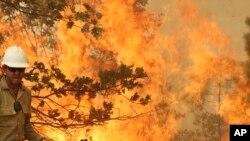 La Californie est régulièrement frappée par des incendies