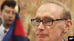 Menteri Luar Negeri Australia Bob Carr (Foto: dok). Australia telah menghambat rencana Korea Utara untuk membuka kembali Kedutaannya di Canberra (7/3).
