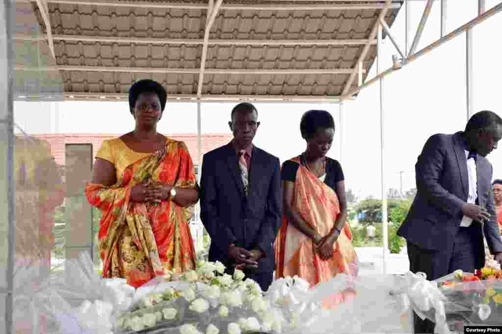 Rwanda National Heroes