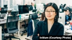 Annie Zhang, Initium Chief Editor