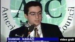 FILE - Siamak Namazi.