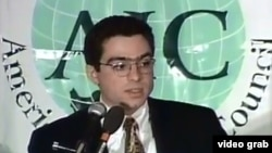 FILE - Siamak Namazi, pictured, was arrested in Iran last year. His father has reportedly been detained, as well.