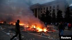 Odessa, 2. maja 2014.