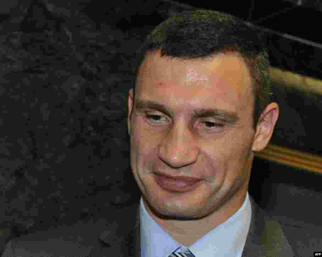 Виталий Кличко – «УДАР» с «Голоса»