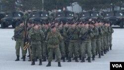 Kosovske bezbednosne snage (Foto: VOA)