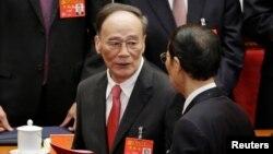 焦点对话:王岐山复出,将成最有实权副主席?
