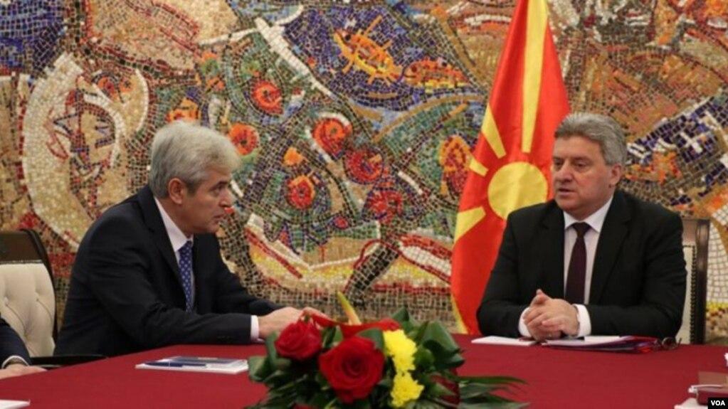 Presidenti Ivanov nuk do ta nënshkruajë ligjin për gjuhët