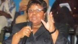 Frances Johnson-Morris, Liberia's Anti-Corruption Commission Chair