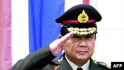 Tư lệnh Quân đội Thái Lan Prayuth Chan-ocha