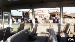 Un par de explosiones en Kazimiyah, otra área chiíta en Bagdad, dejó 15 personas muertas.