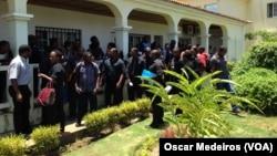 Funcionários judiciais e do Ministério Público são-tomenses em greve