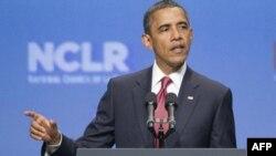 Обама пообещал продолжать бороться за иммиграционную реформу