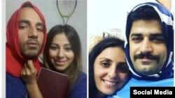 از مجموعه عکسهایی که مسیح علینژاد در صفحه آزادیهای یواشکی منتشر کرده است.
