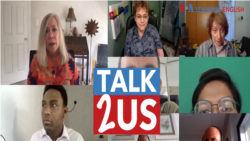 TALK2US: Women in the Military