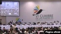 La VI Cumbre de las Américas concluyó sin una declaración final.