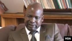 Prosecutor General Johannes Tomana