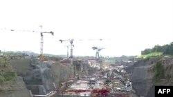Radovi na proširenju Panamskog kanala