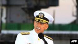 Phó Đô đốc Scott Swift, Tư lệnh Đệ thất Hạm đội của Hoa Kỳ