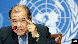 UNCTAD Secretary-General Supachai Panitchpakdi (file photo).