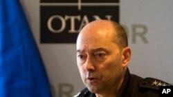 제임스 스타브리디스 전 나토 군 사령관. (자료사진)