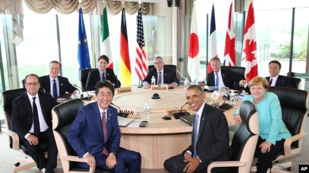 Japan G7 Summit