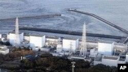 日本福島核電站一座反應堆內部探測到微量氙氣。(資料圖片)