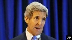 Državni sekretar Džon Keri će biti domaćin izraelskom i palestinskom pregovaračkom timu tokom radne večere večeras u Vašingtonu
