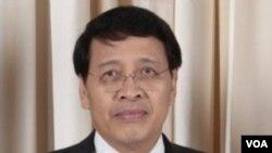 Mantan Menteri Luar Negeri Hassan Wirajuda.