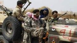 حمله نیروهای قذافی به مصراته