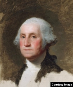 George Washington (The Athenaeum Portrait), 1796, oil on canvas. (Courtesy: National Portrait Gallery, Smithsonian Institution, Washington, and the Museum of Fine Arts, Boston, William Francis Warden Fund, John H. and Ernestine A. Payne Fund, Common