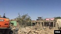 انفجار بم در ولایت غرنی ۱۲ کشته برجا گذاشت. ۲۰۱۹-۰۷-۷