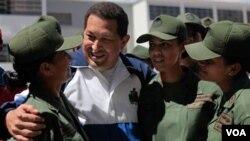 Las especulaciones se centran ahora sobre las elecciones presidenciales que Venezuela celebra en 2012.