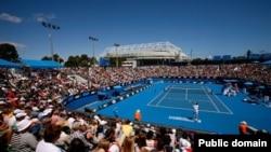 Dorgommii Teenisii addunyaa,Australia Open 2015