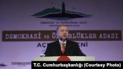 Presiden Turki Recep Tayyip Erdogan. (Foto: dok).