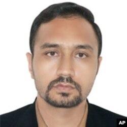 داکتر سید حسن اخلاق، عالم دینی و مشاور مرکز مطالعات اسلام و شرق میانه در واشنگتن دی سی