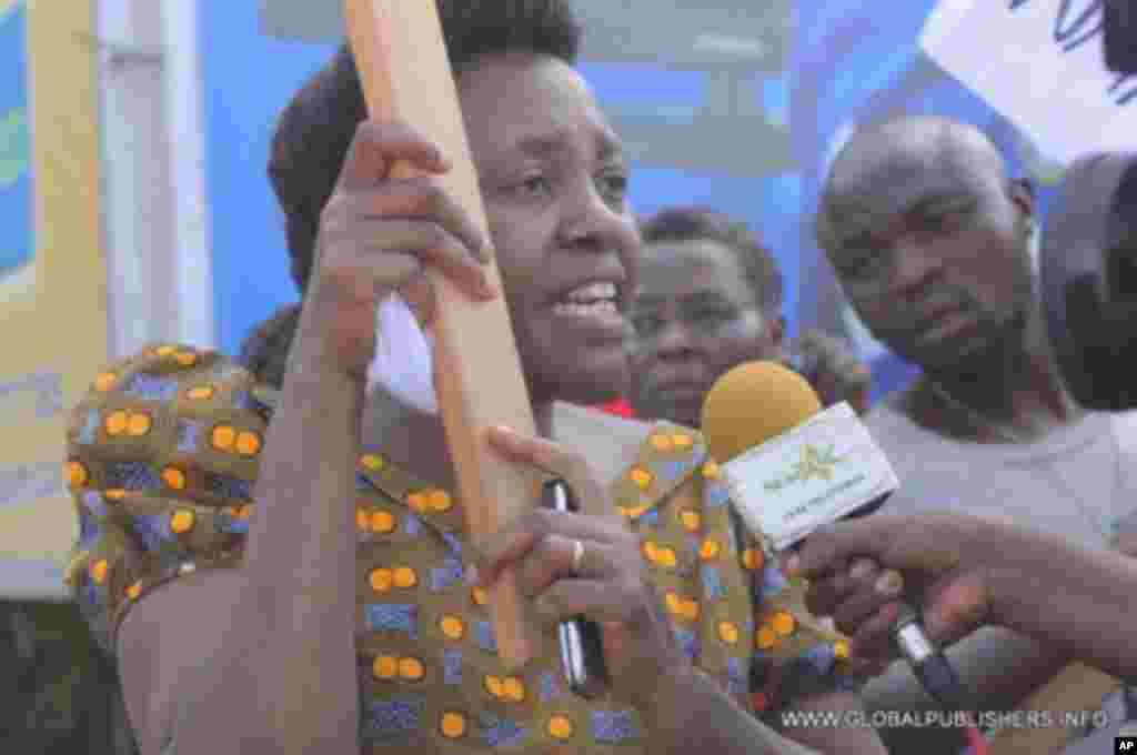 Maandamano ya kuunga mkono mgomo wa madaktari Tanzania