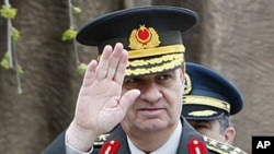 ترکی: سابق فوجی سربراہ پر حکومت گرانے کی سازش کا الزام