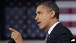 Ομπάμα: Δεν περιμένω απ' τους αμερικανούς να είναι ικανοποιημένοι με την κατάσταση της οικονομίας
