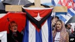 古巴人權狀況備受批評。