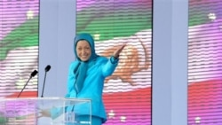 مريم رجوی از رهبران سازمان مجاهدین خلق