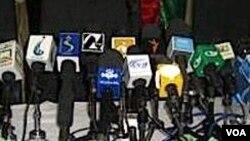 در جریان انتخابات از هشت مورد خشونت علیه خبرنگاران گزارش شده است